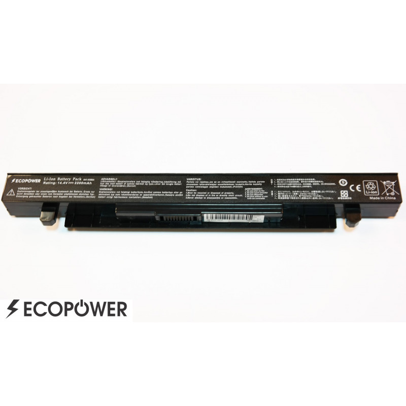 Asus A41-X550A EcoPower 4 celių 2200mah baterija