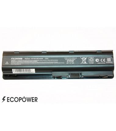 Hp MU06 hstnn-db0w hstnn-ibow EcoPower 6 celių 4400mah baterija