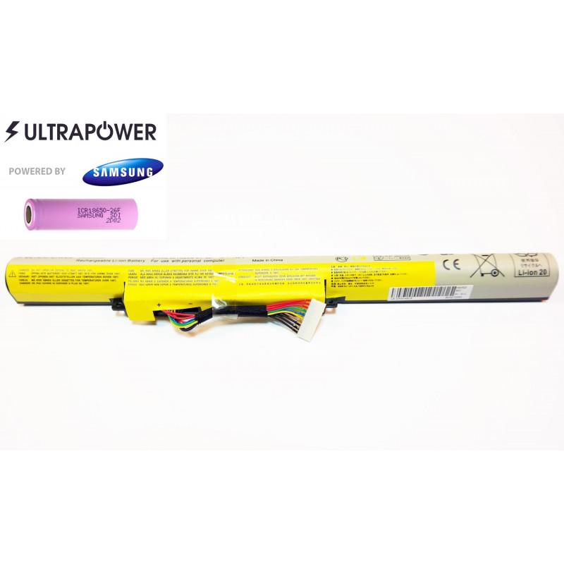 Lenovo L12S4K01 Z400 Z500 UltraPower 4 celių 2600mah baterija