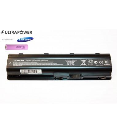 Hp MU06 hstnn-db0w hstnn-ib0w UltraPower 6 celių 5200mah baterija
