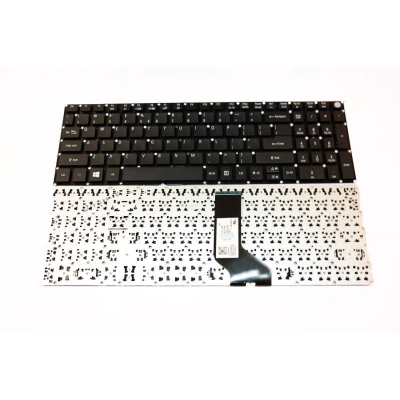 Acer Aspire E5-772G F5-573 F5-573G F5-573T V5-591G US klaviatūra
