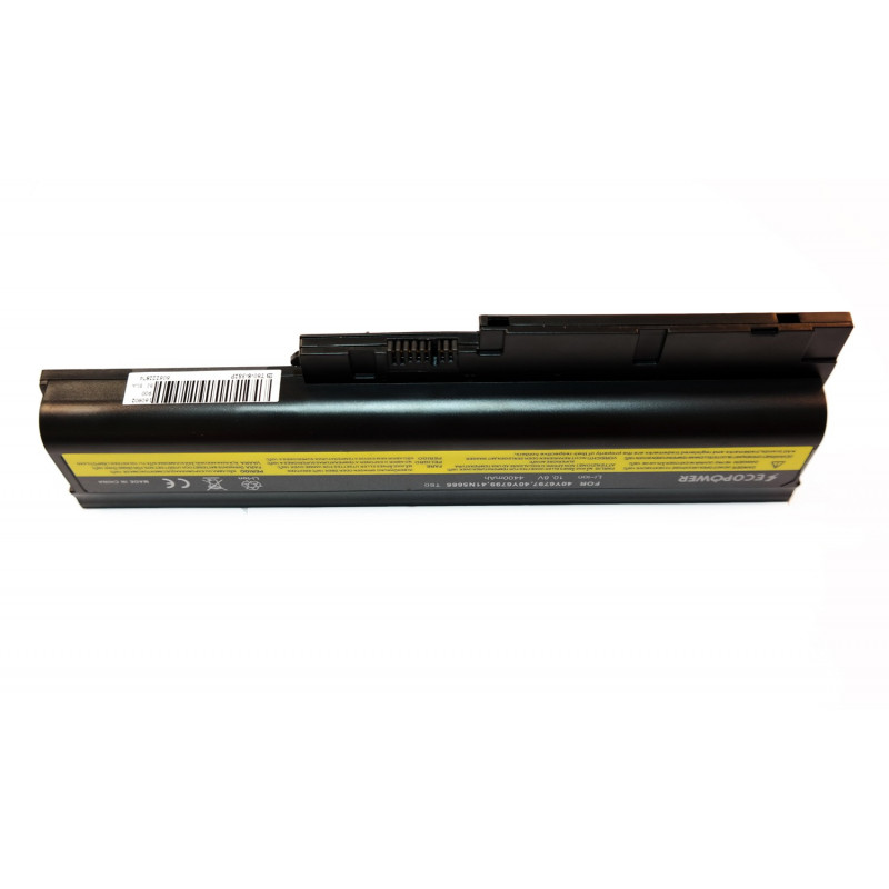 Lenovo ibm 92P1139 92P1133 9211P40 EcoPower 6 celių 4400mah baterija