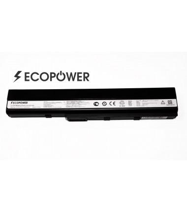 Asus A32-K52 EcoPower 6 celių 4400mah baterija