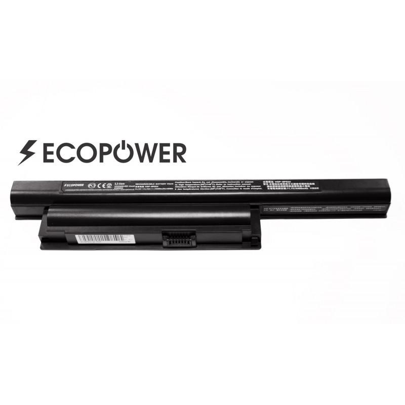 Sony VGP-BPS22 VGP-BPS22A VGP-BPL22 EcoPower 6 celių 4400mah baterija