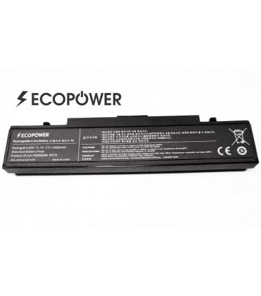 Samsung AA-PB9NC6W AA-PB9NC6B AA-PB9NS6B R525 R528 R530 R540 R580 R620 EcoPower 6 celių 4400mah baterija