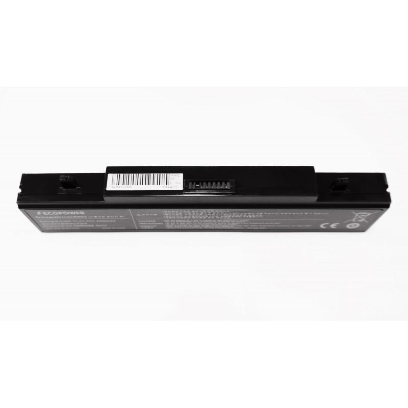 Kompiuterio baterija Samsung AA-PB9NC6W AA-PB9NC6B AA-PB9NS6B R525 R528 R530 R540 R580 R620 EcoPower 6 celių 4400mah