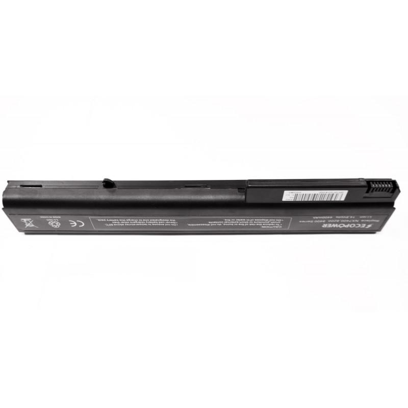 Hp HSTNN-DB29 nx7300 nx7400 8510p EcoPower 8 celių 4400mah baterija