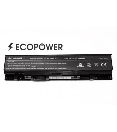 Dell WU946 Studio 1535 1536 1537 1555 EcoPower 6 celių 4400mah baterija
