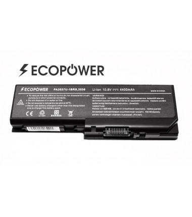 Toshiba PA3536u-1BRS EcoPower 6 celių 4400mah baterija
