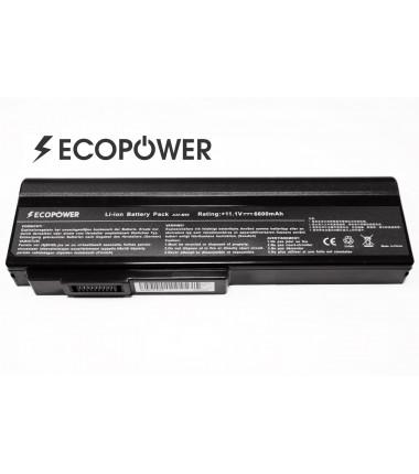 Asus A32-M50 EcoPower 9 celių 6600mah baterija