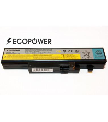 Lenovo L09L6D16 L10L6Y01 ideapad B560A Y460A EcoPower 6 celių 4400mah baterija
