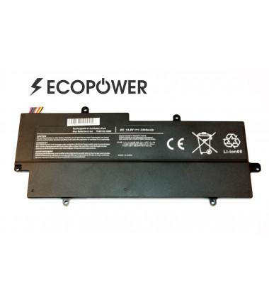 Toshiba PA5013U-1BRS Portege z830 z835 z930 z935 2200mah EcoPower baterija