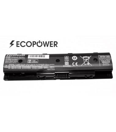 Hp PI06 HSTNN-YB40 EcoPower 6 celių 4400mah baterija