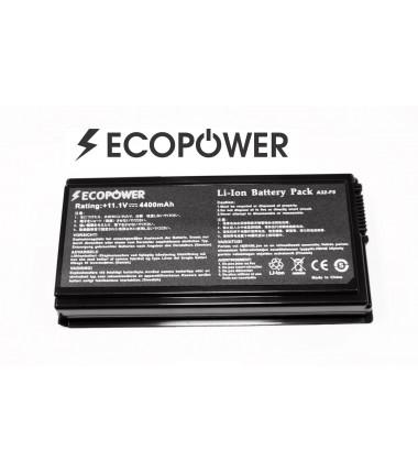 Asus A32-F5 EcoPower 6 celių 4400mah baterija
