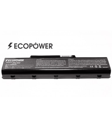 Acer AS07A32 EcoPower 6 celių 4400mah baterija