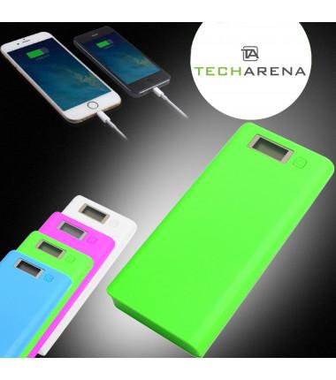 Galinga išorinė baterija (powerbank) Techarena 30000mah