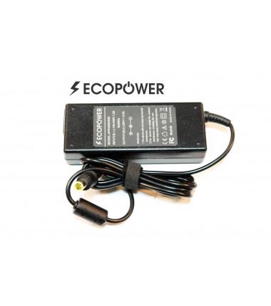 Lenovo 20v 4.5a 7.9*5.5 EcoPower įkroviklis 90w (su adata)