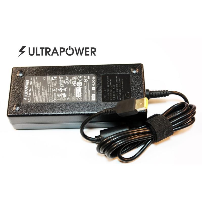 Lenovo ADL135NDC3A ThinkPad T440p T530 T540p W540 20V 6.75A 135W UltraPower įkroviklis
