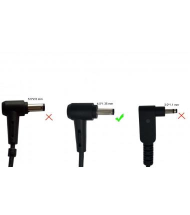 Asus C300MA X200CA X200MA X200LA 19v 1.75a 4.0*1.35 EcoPower įkroviklis 33w