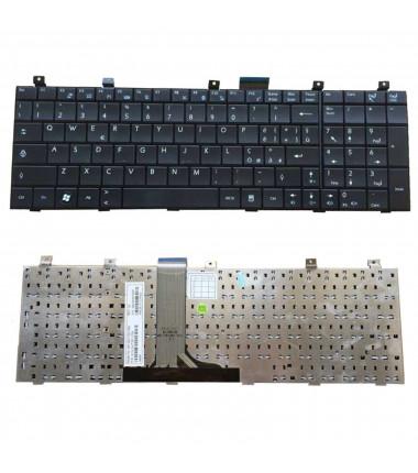 MSI GX640 GX700 GX701 GX705 GX710 GX711 GX720 GX730 GX733 GX740 US klaviatūra