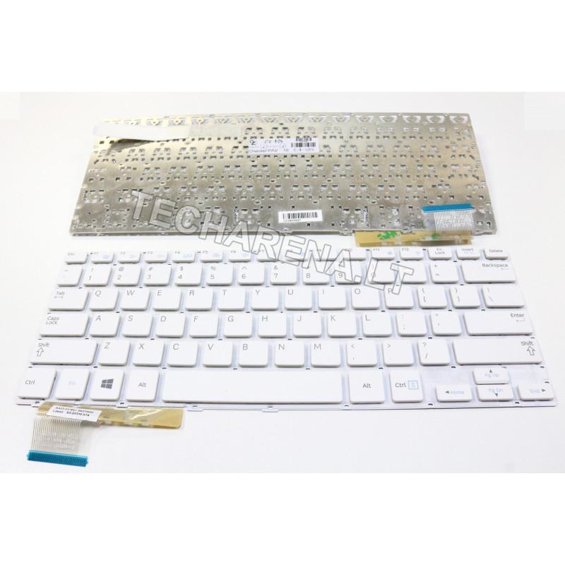 Samsung NP905S3G NP910S3G NP915S3G balta US klaviatūra