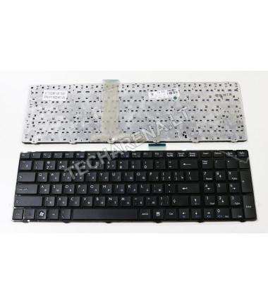 MSI GT660 A6200 S6000 MS-1688 MS-168A MS-168C V111922AK1 US/RU klaviatūra
