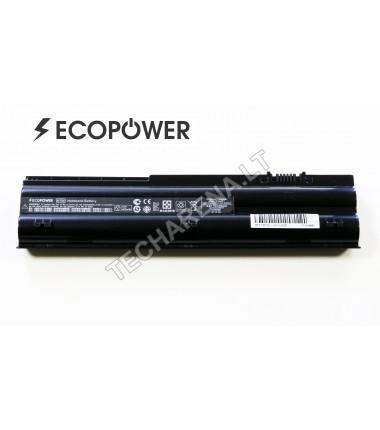 Hp MINI 3125 210-3000 HSTNN-DB3B HSTNN-LB3B MT03 MT06 646757-001 TPN-Q101 EcoPower 6 celių 4400mah baterija