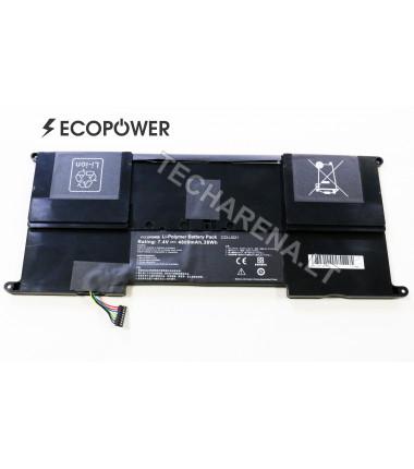 Asus C23-UX21 Ultrabook Zenbook UX21 UX21A UX21E EcoPower 4800mah baterija