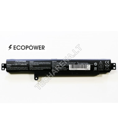 Asus A31N1311 Vivobook X102B X102BA F102BA EcoPower 3 celių 2200mah baterija