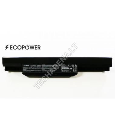 Asus A32-k53 EcoPower 9 celių 6600mah baterija