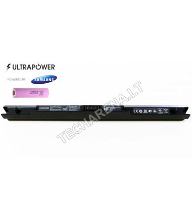 Asus a41-k56 UltraPower 4 celių 2600mah baterija
