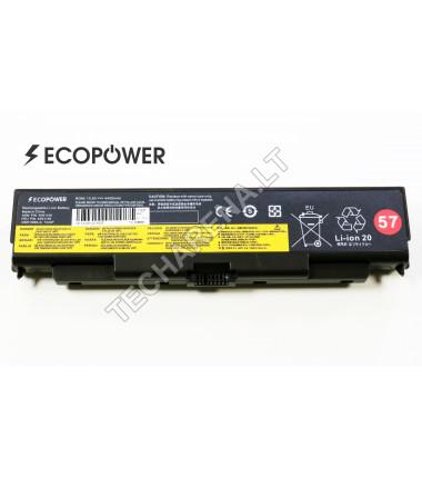 Lenovo 45N1147 45N1149 Thinkpad L440 T440 EcoPower 6 celių 4400mah baterija