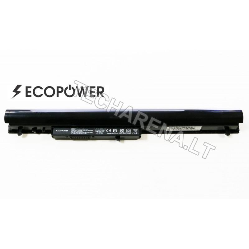 Hp OA03 OA04 LA04 HSTNN-LB5S 746641-001 746458-421 751906-541 EcoPower 4 celių 2200mah baterija