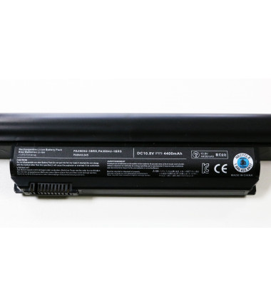 Toshiba PA3905U-1BRS PA3904U-1BRS EcoPower 6 celių 4400mah baterija