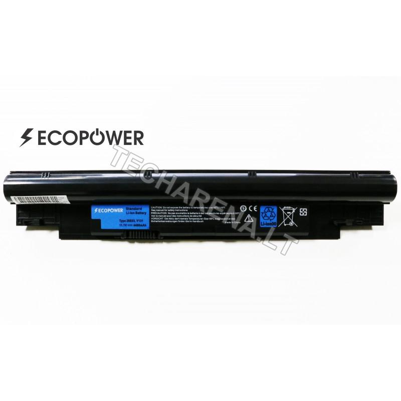 Dell 268x5 V131 EcoPower 6 celių 4400mah baterija