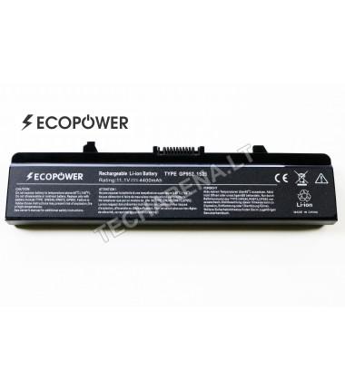 Dell Rn873 GP952 inspiron 1500 1525 1526 1545 1546 EcoPower 6 celių 4400mah baterija
