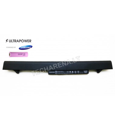 Hp RA04 HSTNN-IB4L Probook 430 G1 G2 grey+black UltraPower 4 celių 2600mah baterija