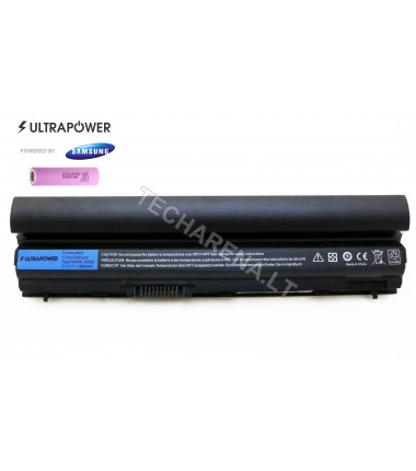 Dell FRR0G J79X4 7FF1K RFJMW UltraPower 9 celių 7800mah baterija