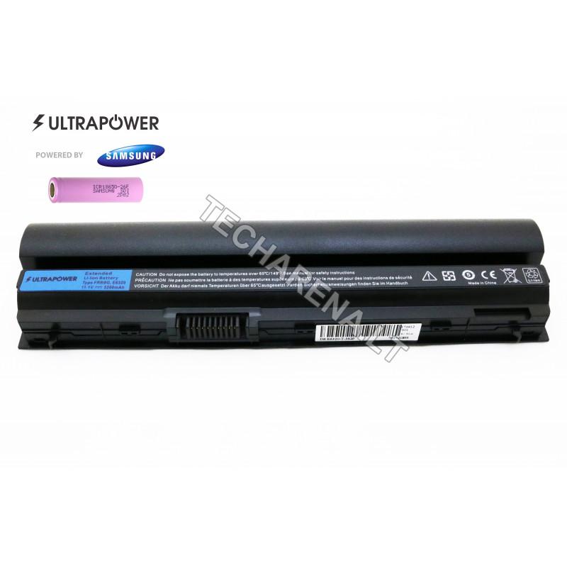Dell FRR0G RFJMW J79X4 7FF1K UltraPower 6 celių 5200mah baterija