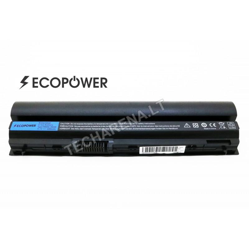 Dell FRR0G J79X4 7FF1K RFJMW EcoPower 6 celių 4400mah baterija