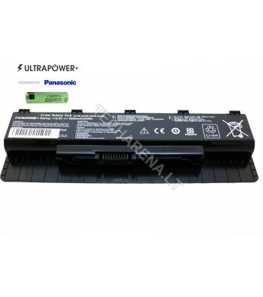 Asus A32-N56 N46 N56 N76 UltraPower+ 6 celių 5800mah baterija