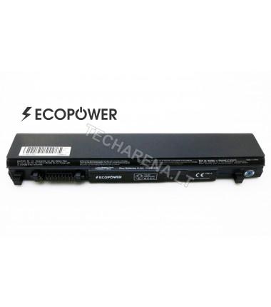 Toshiba PA3832U-1BRS PA3831U-1BRS R700 R705 R830 R835 EcoPower 6 celių 4400mah baterija