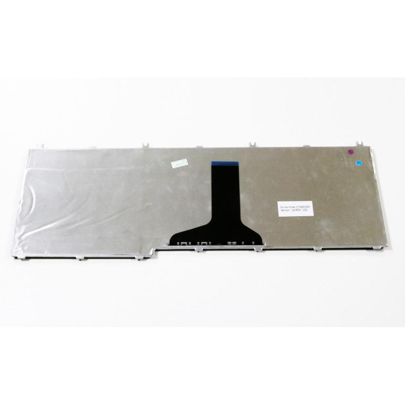 Toshiba Satellite A500 A505 P500 X500 X505 L500 L505 L550 US klaviatūra