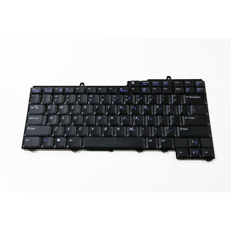 Dell Inspiron 630m 640m 6400 9400 E1405 E1505 E1705 1501 XPS M140 M1710 Precision M90 M6300 Vostro 1000 US klaviatūra