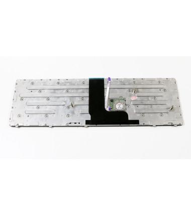 HP Elitebook 8560w 8570w US klaviatūra