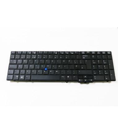 HP Elitebook 8540p 8540w 582648-001 UK klaviatūra