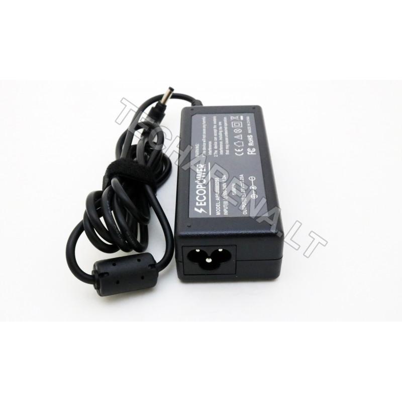 Lenovo ADLX65CLGC2A GX20L29355 Ideapad Yoga 20v 3.25a 4.0*1.7 EcoPower įkroviklis 65w