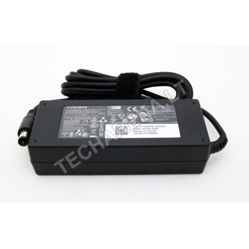 Dell 19.5v 4.62a 7.4*5.0 (su adata) UltraPower įkroviklis 90w
