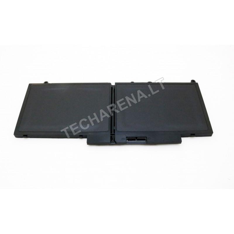 Dell 8V5GX G5M10 latitude E5450 E5550 EcoPower 4 celių baterija 51wh