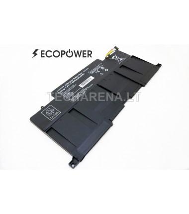 Asus C22-UX31 EcoPower 4 celių 6840mah baterija